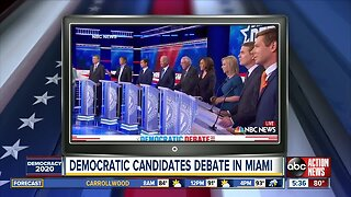 Fact-checking night two of the first Democratic presidential debate