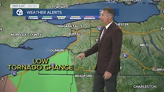7 First Alert Forecast 5am Update, Friday, June 18