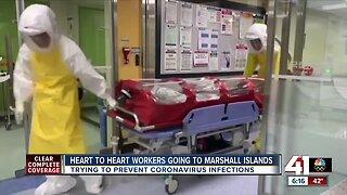 Heart to Heart International will help prevent coronavirus spread in Marshall Islands