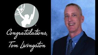 News 5' Tom Livingston Silver Circle Award