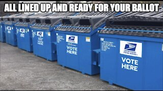 Ballot Fraud in Philly???