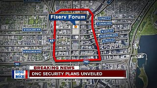 Preliminary downtown security footprint released for 2020 Democratic National Convention