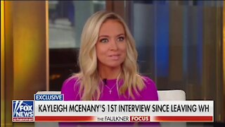 What's Kayleigh McEnany's Next Career Move After Trump Admin?