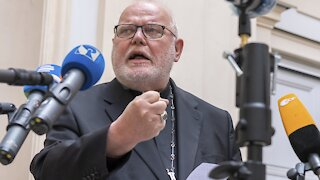 Top German Cardinal Offers Resignation Over Child Abuse