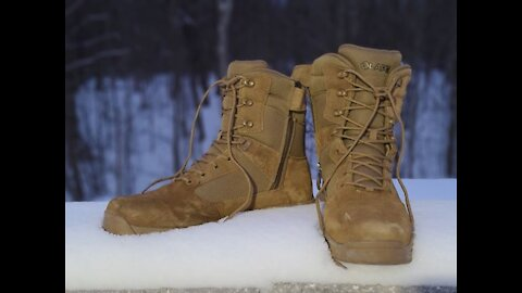 """8"""" Waterproof Boots- At an Affordable Cost"""