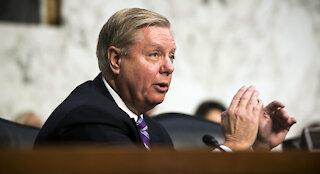 "Lindsey Graham Senate Hearing James Comey 09/30/20 ""Yall Don't Care"""