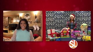 Walmart teaming up with Operation Santa Claus for a third year!