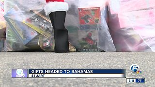 400 pounds of gifts headed to Bahamas from Stuart