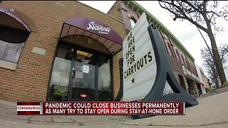 We're Open: Nanna's Kitchen in Wyandotte still serving the community during COVID-19 outbreak
