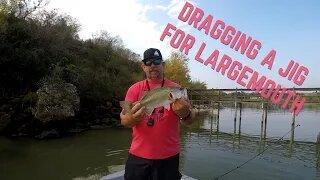Fishing at Lake Corpus Christi