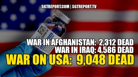 WAR ON USA: 9,048 AMERICANS DEAD