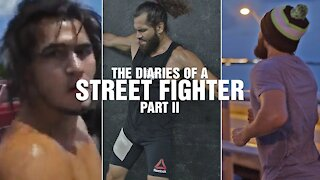 The Diaries Of A Street Fighter Part II - That Time In Kimbo's Backyard (Jorge Masvidal)
