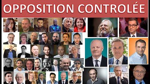 Opposition contrôlée, Zemmour, Raoult etc.