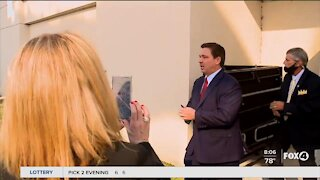 Governor DeSantis signs voting bill