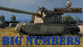 FV 4005 - Big Numbers - World of Tanks