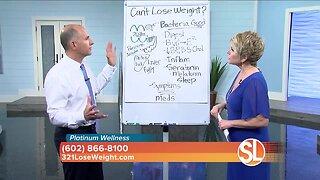 Platinum Wellness: Help with weight loss during Corona Virus lock down