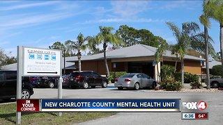 Mental Health Unit Charlotte County