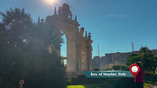 Explore Europe: Castel dell'Ovo
