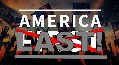 President-Select Biden's America LAST Agenda