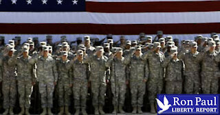 Support The Troops? Biden Demands Dishonorable Discharge For Vax Refusers!