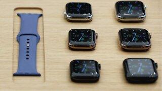 WatchOS7 Causing Apple Watch Series 3 To Reboot