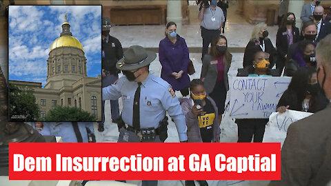 The Friday Vlog | Pandemic Serendipity | Dem Insurrection At GA Capital