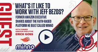 What's It Like to Work with Jeff Bezos? Former Amazon Executive Erick Goss Shares