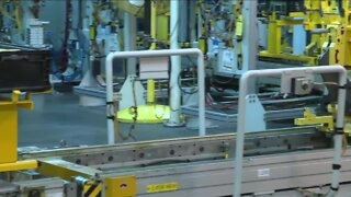 GM reopens with strict safety guidelines