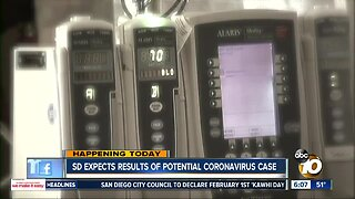 Precautions remain in place as county awaits word on coronavirus test results