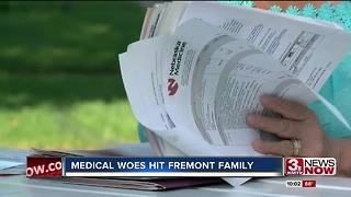 Medical woes hit Fremont family