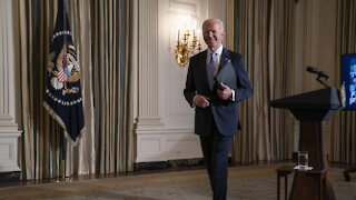 Biden Administration Promises 'Wartime' Boost In Vaccine Supply