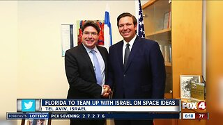 Governor: Trade mission will help boost Florida's economy