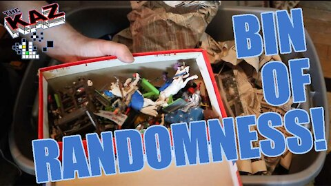 What's in the Bin of Randomness?