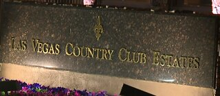 Officer involved in shooting at Las Vegas Country Club community