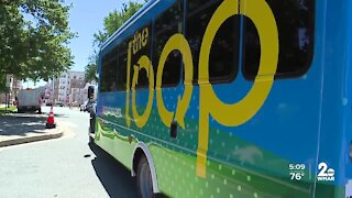 More details on roll-out of the Towson Circulator pilot program