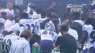 Ravens dominate Browns in season opener