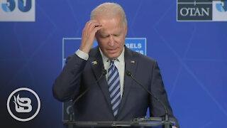 """Biden's Brain BREAKS When He's Asked if Putin Is a """"Killer"""""""