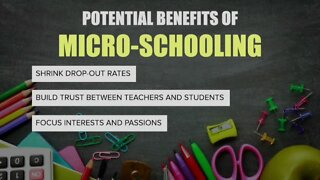 Some parents turning to micro-schooling to provide education to kids during pandemic