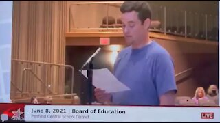 School Board SNAPS At Parent After He Pushes Back On Radical Agenda