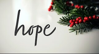 Advent Week Of HOPE With Pastor Anthony