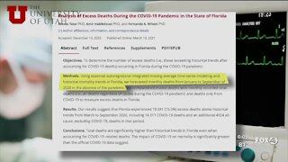 Florida health officials 'very confident' COVID deaths are accurate