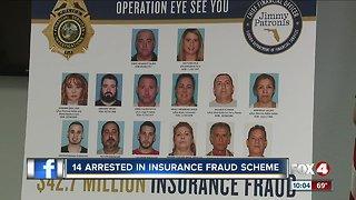 Insurance Fraud Scheme Fort Myers