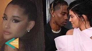 Ariana Grande Making A RETURN To Acting! Travis Scott KICKS OFF Kylie Jenner's Birthday Bash! | DR