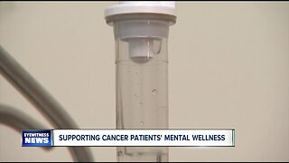 Roswell Park helps cancer patients who may experience depression