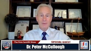 """Dr. Peter McCullough: """"The FDA Is Trying To WARN Us About The Vaccines!"""""""