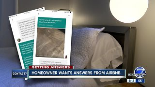 Denver homeowner wants answers after Airbnb damages claim denied
