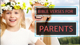 Bible verses for Parents 2