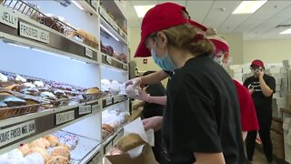 Paula's Donuts locations reopen with new added safety measures