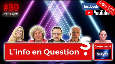 L'Info en QuestionS #30 – 7.01.21