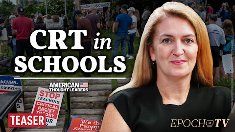 Maud Maron on Critical Race Theory in NYC Schools; the Emerging 'Community of the Canceled' | TEASER